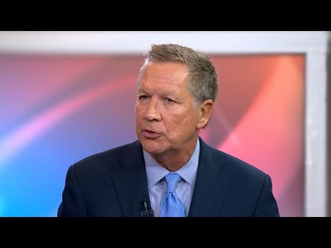 Gov. John Kasich: Some days I