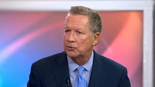 Gov. John Kasich: Some days I'm thankful I didn't win the presidency