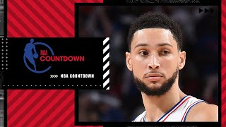 Doc Rivers is framing today's meeting with Ben Simmons as a positive   NBA Countdown