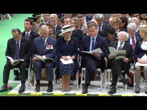 Somme Centenary: The Story of William McFadzean