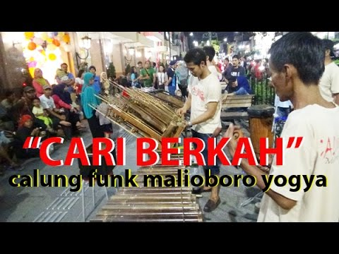 "Free Download ""cari Berkah"" (cabe) -- Wali Band -- Calung Funk Malioboro Yogyakarta Mp3 dan Mp4"
