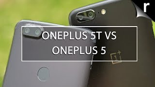 OnePlus 5T vs OnePlus 5: What