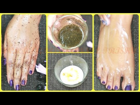 Get soft and Wrinkle Free Hands and Feet overnight/younger looking hands and feet/winter special