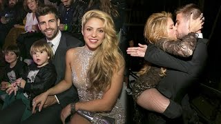 Shakira Quiere Tener 10 hijos Con Gerard Piqué Y Le Dedica Me Enamoré!