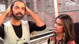 Iss Pyaar Ko Kya Naam Doon 3  Advay And Chandni Interwiew