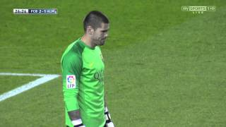 Barcelona - Almeria Highlights HD 02.03.2014