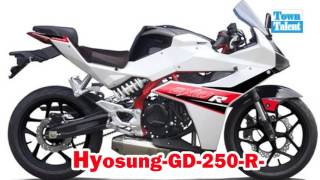 Upcoming Bikes in India in Hyosung GD 250 R-Town Talent