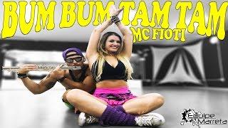 Baixar Bum bum Tam Tam - Coreografia Prof Jefin e Camilla Equipe Marreta - Mc Fioti