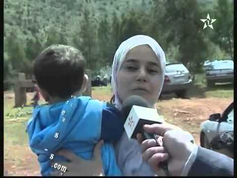 tafoughalt Oujda Ahfir Berkane 21/04/2013