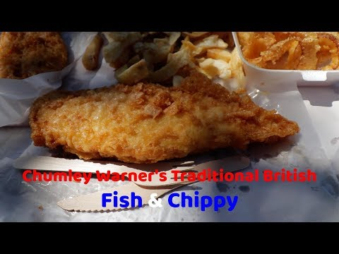 Traditional British Fish And Chips In Brisbane | Wellington Point