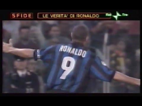 Le verità di Ronaldo Sfide