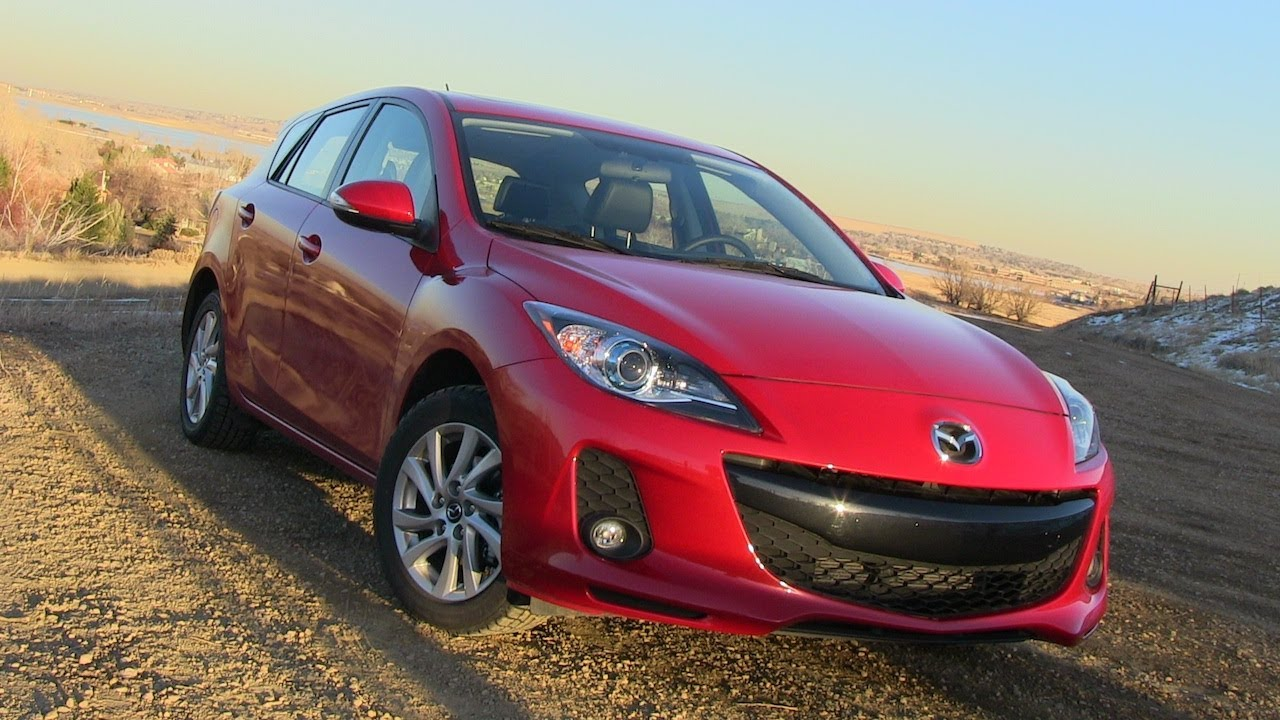 2013 Mazda3 060 MPH 060 MPH Mile High Performance Test  YouTube