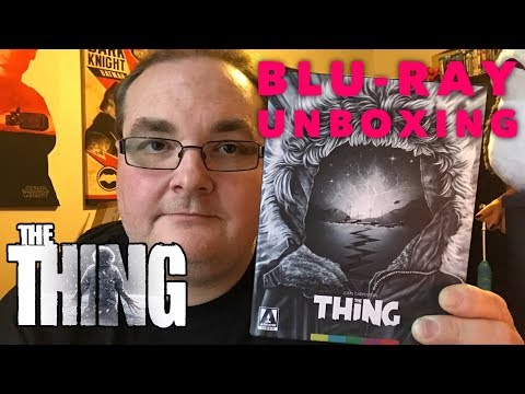 UNBOXING - The Thing 'Limited Edition Blu-ray Boxset' with Big Pauly