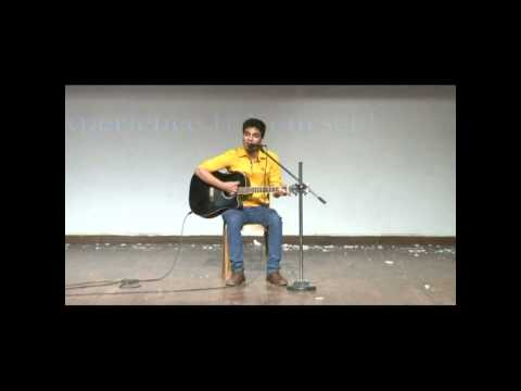 Breathless Live Performance by Rohit Mittal