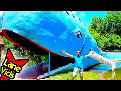 🚗 ROADSIDE AMERICA | ROADSIDE ATTRACTIONS in Tulsa, OK & Route 66 🛣 [Tulsa, OK] | LaneVids