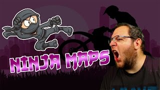 TRIALS FUSION | Die extremsten Maps | Map Red Source | Ninja Maps Level 1 | #No 1