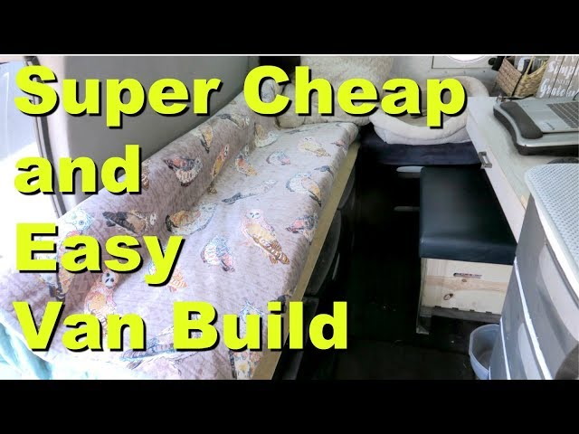 Home built camper build week 2 | TravelerBase | Traveling
