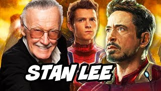 Remembering Stan Lee - Marvel Comics and Marvel Movie Cameos