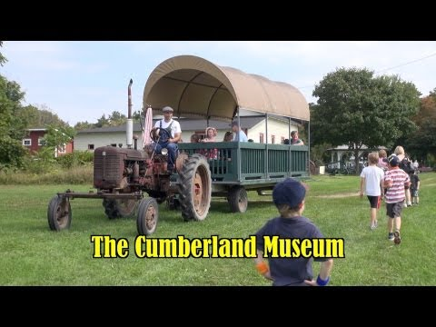 Things to do in Ottawa, Canada: The Cumberland Museum -  a Video Tour