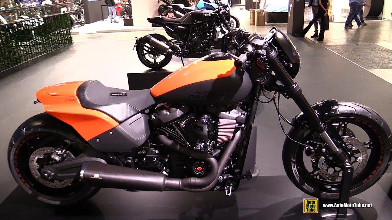2019 Harley Davidson Fxdr 114 Walkaround Video: 2019 Harley Davidson FXDR 114 Rizoma Accessorized