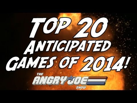 Top 20 Most Anticipated Games Of 2014 Youtube