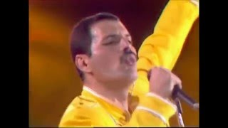 queen a kind of magic live at wembley stadium friday 11 july 1986 first concert