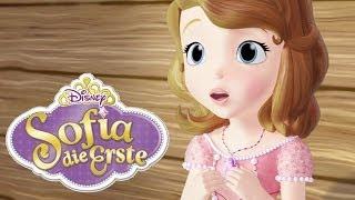 SOFIA DIE ERSTE - Auf einmal Prinzessin! Im DISNEY CHANNEL