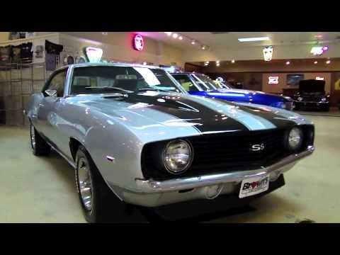 1969 Chevy Camaro Ss For Sale Free Shipping Youtube