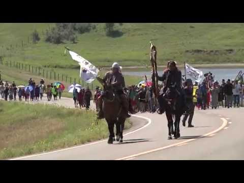 Dakota Access  Pipeline Rally