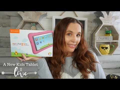 Best Tablet For Kids| Unboxing And Review