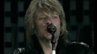 Bon Jovi - Blood On Blood (Live in Hyde Park, London 2003)