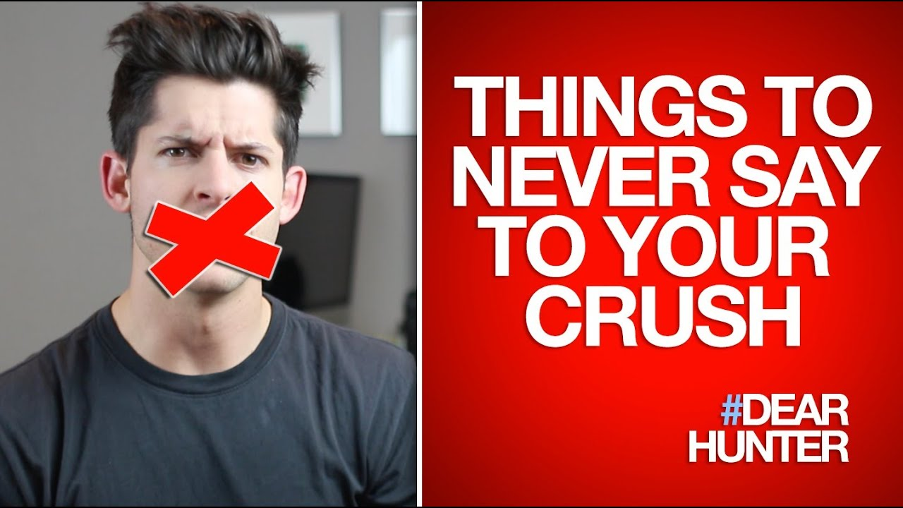 Funny things to say to a crush