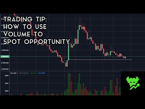 Trading Tip #20: How To Use Volume To Spot Opportunities