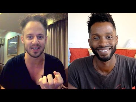 Julien Blanc & Preston Smiles Get Spiritual: High Vibration Action-Taking For Highest Results