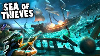 the BEST Game of 2018  EPIC Treasure Hunt on the High Seas Sea Of Thieves Gameplay