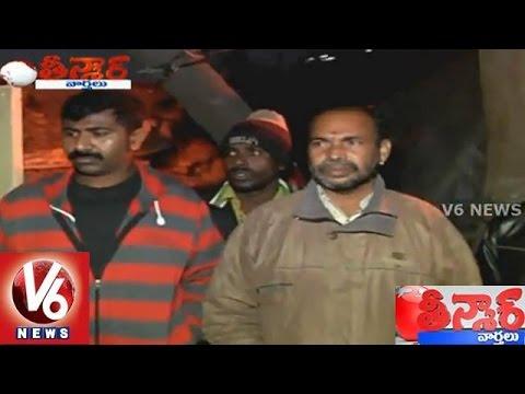 Telugu residents face problems in Delhi - Teenmaar News (06-02-2015)