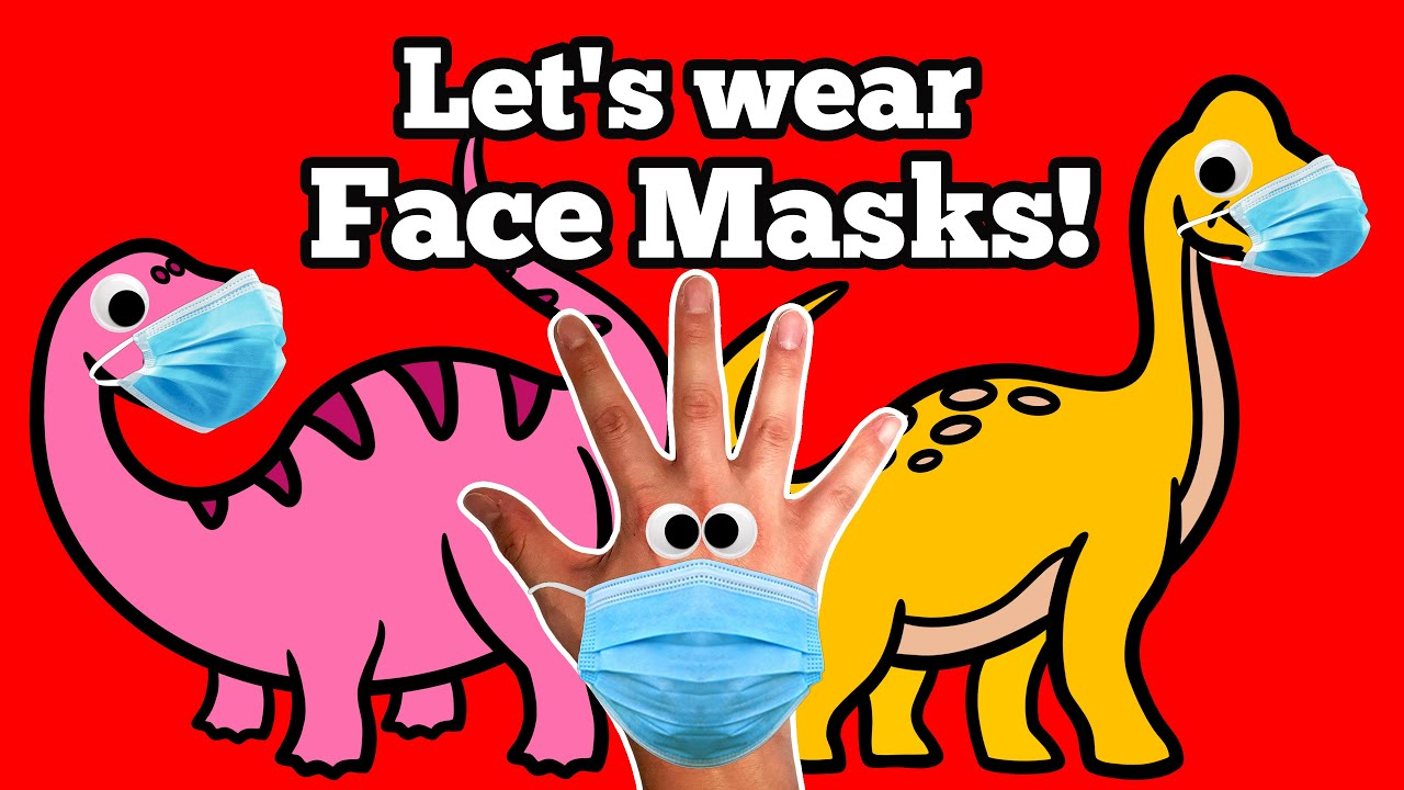 10 Face Mask Videos for Kids and Teens to Help Them Stay Healthy