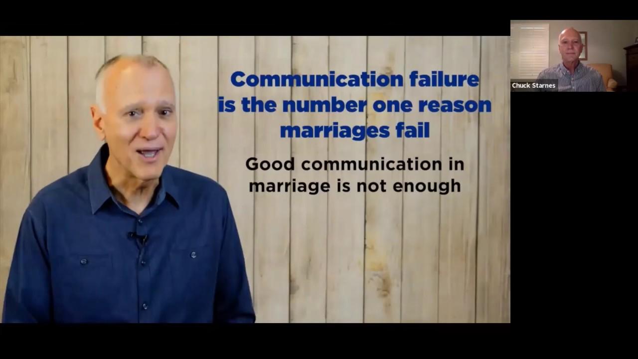 Marriage Thrive Wk2 TLC Chuck Starnes