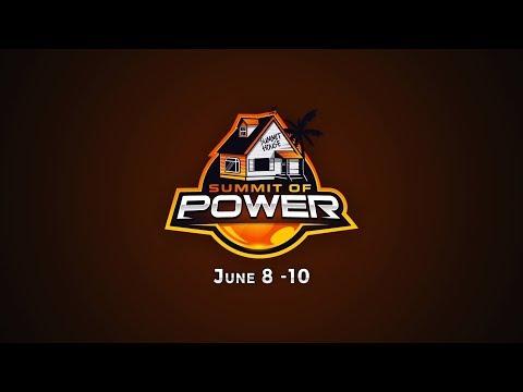 DBFZ Summit of Power Announcement
