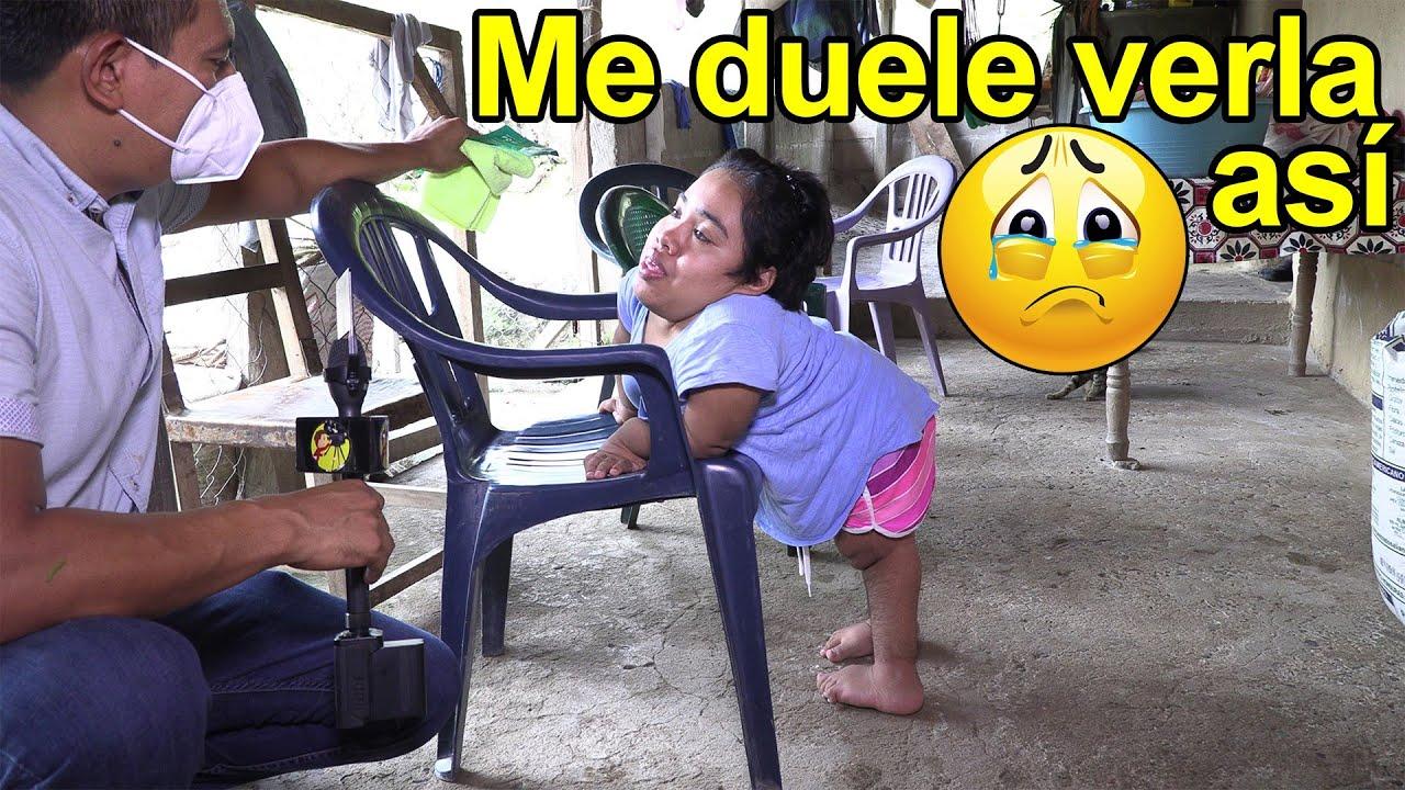 Yesica y su atadura la mujer que vive amarrada a una silla - Ediciones Mendoza