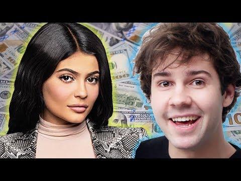 Kylie Jenner Becomes A Billionaire & Celebrates With David Dobrik | Hollywoodlife