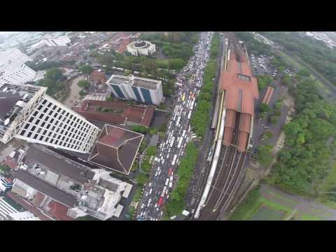 112 @ istiqlal moslem reach for justice, 212 spirit within, aerial video drone