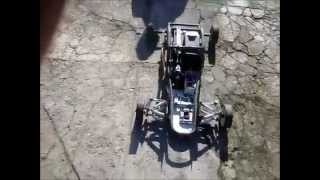 Homemade RC car - Auto RC Casero