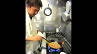 オープン間もない頃に四谷の洋食屋「キッチンたか」がラジオ番組で紹介...