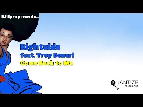 Rightside Feat.Troy Denari - Come Back To Me(Original Mix)