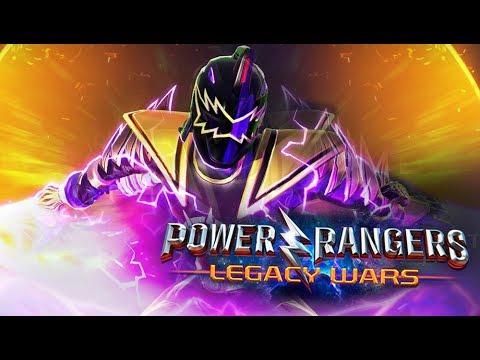 Power Rangers Legacy Wars: UPDATE Dino Thunder Black Ranger & KWING TOURNAMENT
