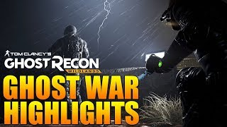 MY NEW LOVE FOR ECHELON! - Ghost Recon Wildlands PVP Highlights #4
