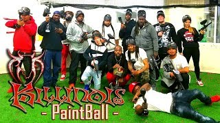 PAINTBALL KILLINOIS STYLE  LOL