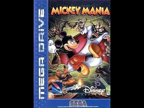 mickey mania snes vs mega drive