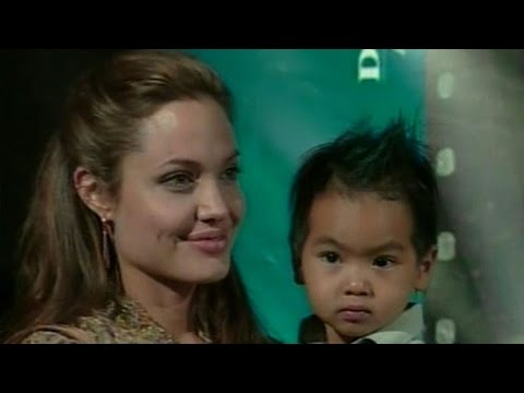 Brangelina Divorce FollowUp: Angelina Jolie's One Constant Male in Her Life, Maddox